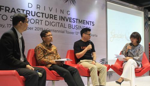 CTI Group Turut Dorong Investasi Infrastruktur Digital