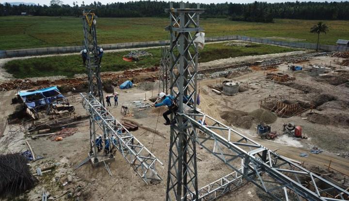 PLN: Selesainya Tol Listrik Sulawesi Tahap 1 Bakal Diikuti Pertumbuhan Investasi - Warta Ekonomi