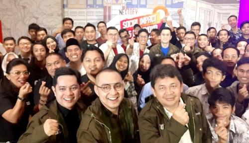 Foto Telkomsel Gelar The NextDev Talent Scouting 2019 di Pontianak