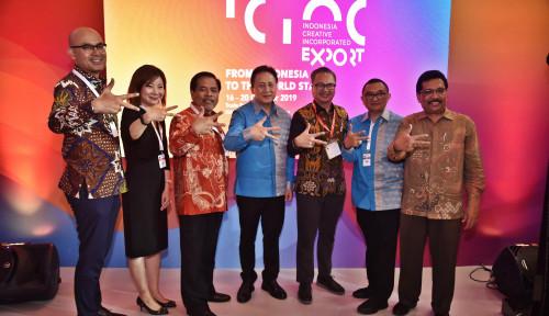 Foto Bekraf Luncurkan ICINC di Trade Expo Indonesia