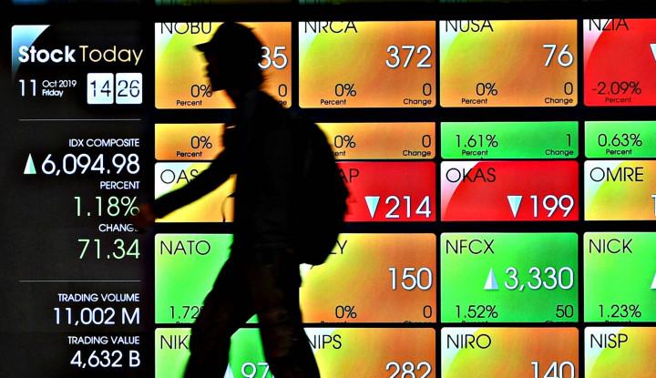 Dalam Sepekan, Asing Bawa Kabur Cuan Rp956 Miliar dari Pasar Saham - Warta Ekonomi