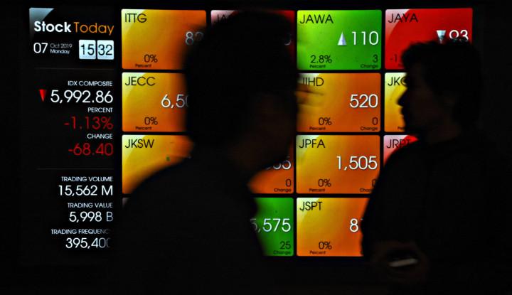 Dari Perang AS-China hingga BI Bikin Investor Hati-Hati - Warta Ekonomi