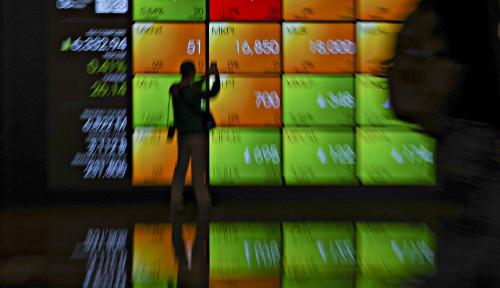 Foto Ups! Asing Bikin Bursa Domestik Boncos di Kala Bursa Asia Paripurna!