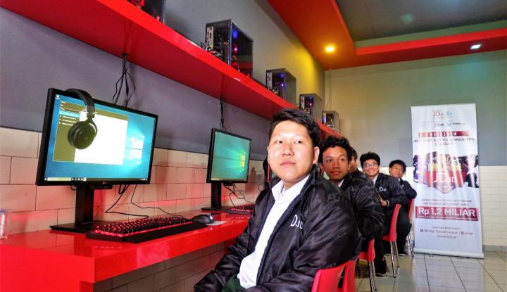 298 Tim Esports SMA/SMK di Indonesia Ikuti JD.ID HSL - Warta Ekonomi