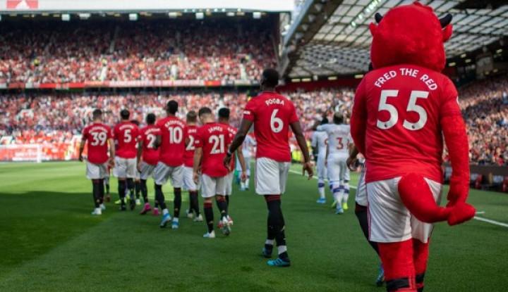 Main di Kandang, Man United Gagal Kalahkan Wolverhampton - Warta Ekonomi