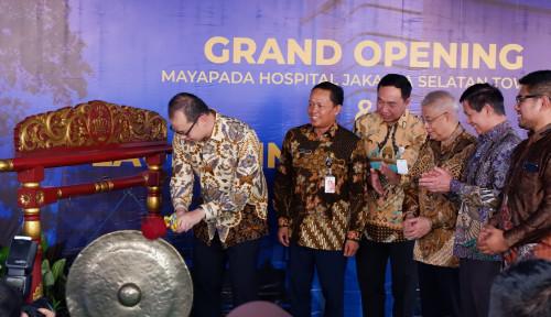Foto Mayapada Healthcare Gelar Grand Opening MHJS Tower 2