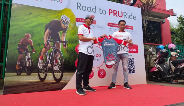 Prudential Indonesia Bakal Gelar PRURide di Yogyakarta, Siapkan Ratusan Juta Rupiah Buat . . . . - Warta Ekonomi