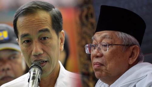 Foto Jokowi Fokus Tingkatkan Kualitas SDM, Begini Reaksi Relawan