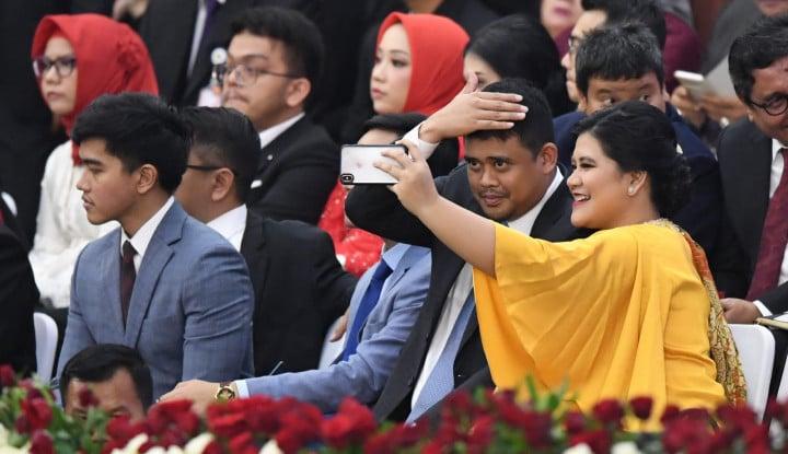 Ini Harapan Putri Jokowi untuk Periode 2019-2024 - Warta Ekonomi