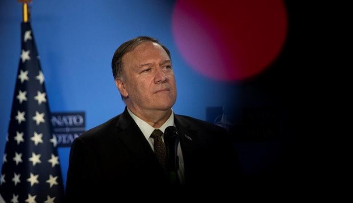 Pompeo Kecam Perlakuan Teheran Intimidasi Inspektur IAEA - Warta Ekonomi