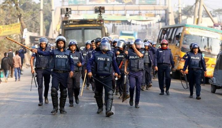 Unggahan Menghina Nabi Muhammad, Umat Islam di Bangladesh Bentrok - Warta Ekonomi