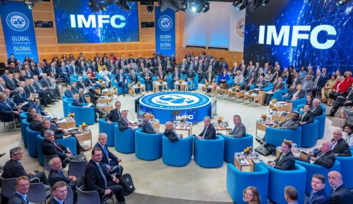 BI Sepakat Perkuat Kerja Sama Internasional dan Implementasikan Bauran Kebijakan - Warta Ekonomi