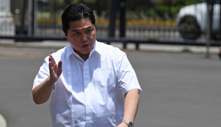 Menteri Erick Thohir, Tolong Lakukan Ini di BUMN - Warta Ekonomi