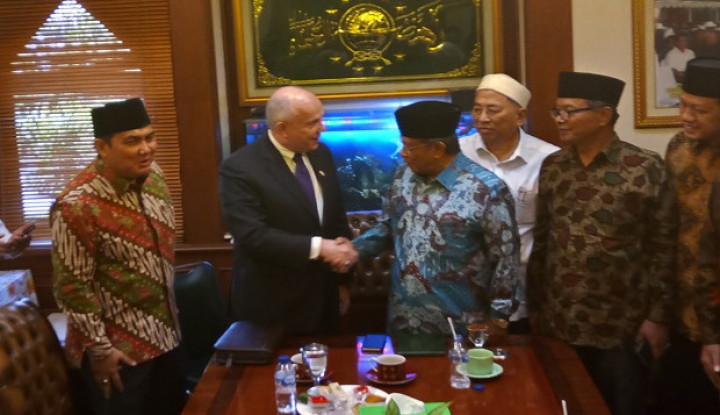 Soal Berbagai Masalah di Papua, AS Sebut Enggan Ikut Campur - Warta Ekonomi