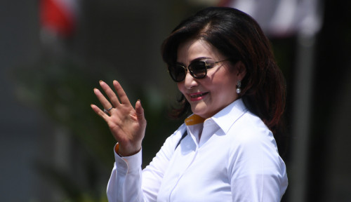 Foto Dicegat Airlangga, Bupati Minahasa Selatan Gagal Jadi Menteri?
