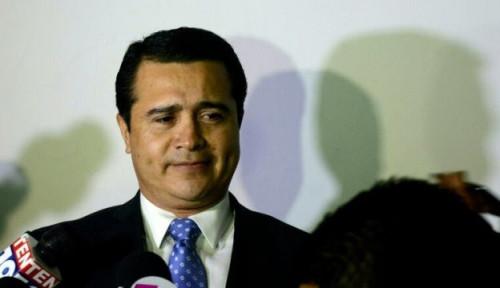 Foto Presiden Honduras Dinyatakan Bersalah karena Bantu Selundupkan Narkoba