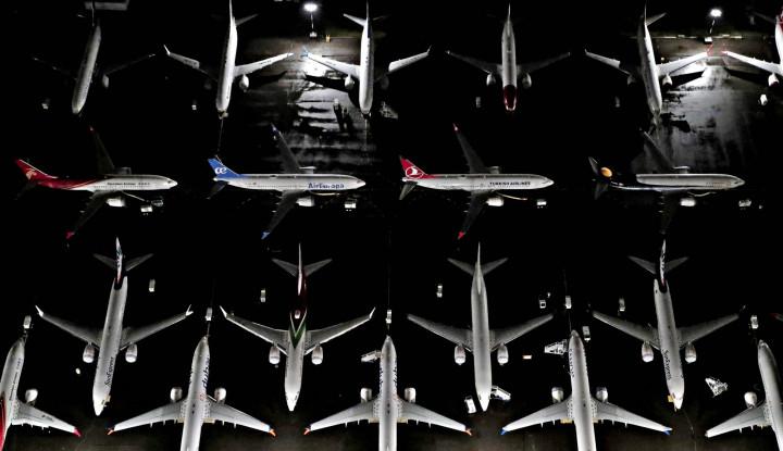 Ya Allah, Boeing 737 MAX Kembali Mengudara? - Warta Ekonomi