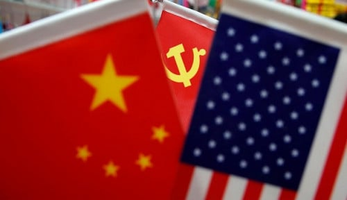 AS Adu Domba China dengan Negara-negara Asia Tenggara