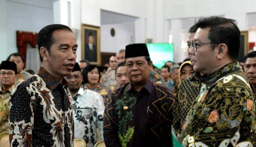 Foto Terjebak Macet di Kuningan, Jokowi: Tenang, Ibu Kota Segera Pindah