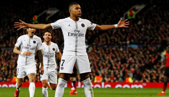 Bersama Raksasa Prancis PSG, Mbappe Diprediksi Akan. . . - Warta Ekonomi