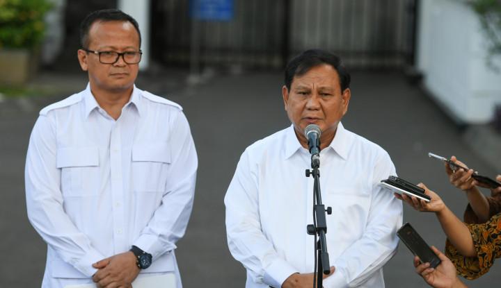 Weleh, Ternyata Menteri KKP Pernah Nyuciin Baju Prabowo, Sama...