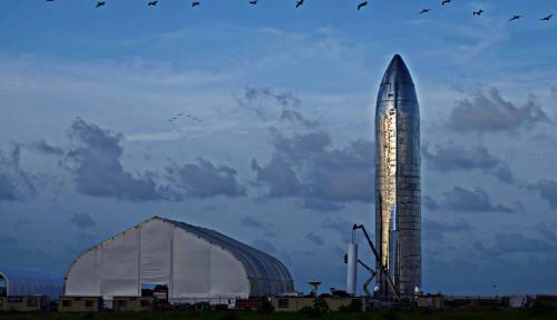 SpaceX Uji Coba Roket SN5 Baru, Apa yang Spesial?
