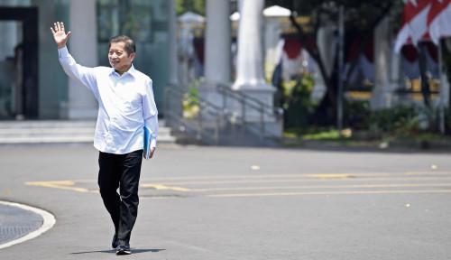 Foto Suharso Ingin Kawal Pemindahan Ibu Kota Sampai Tuntas