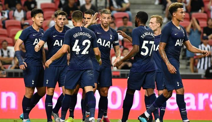 Tottenham Asuhan Mourinho Tak Masuk 4 Besar, Liverpool Menangi Liga Inggris - Warta Ekonomi