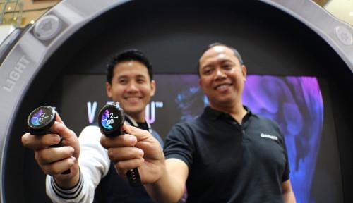 Foto 3 Seri Smartwatch Garmin Meluncur, Lihat Fitur dan Harganya
