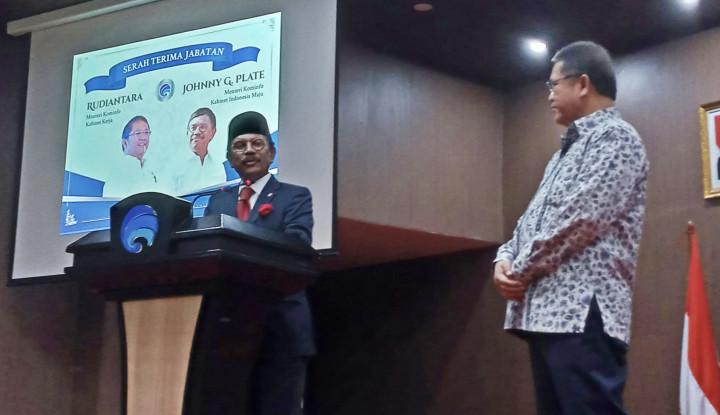 Jadi RI 37 Baru, Johnny Ambisi Munculkan Startup Hectocorn di Indonesia - Warta Ekonomi