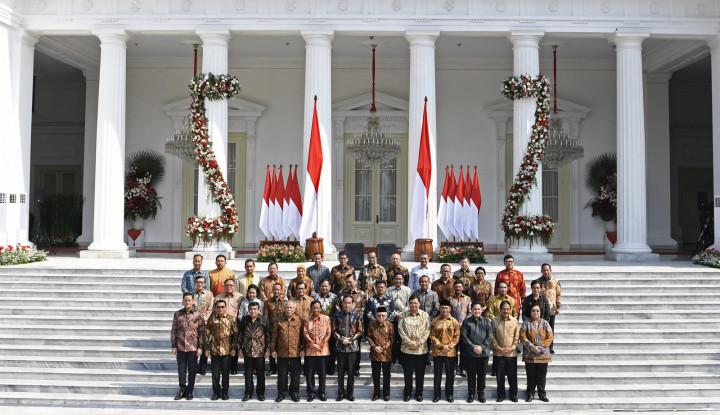 Gaya Pengenalan Menteri Jokowi, Bukti Bukan Presiden Boneka - Warta Ekonomi