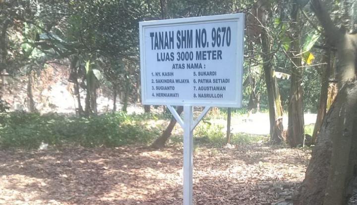 Waduh, Sebidang Tanah Miliki 2 Sertifikat, Jangan-Jangan Malah 8 - Warta Ekonomi