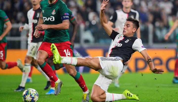 Aksi Paulo Dybala Warnai Comeback Juventus atas Lokomotiv Moskow - Warta Ekonomi