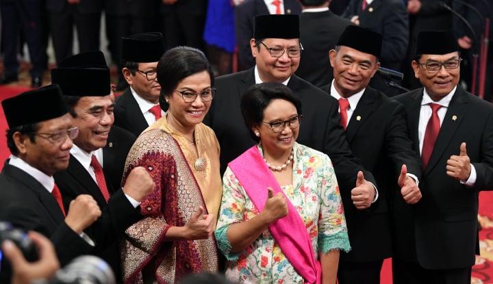 Pak Jokowi Jadi Rombak Kabinet? 4 Pembantu Ini Layak Bapak Ganti