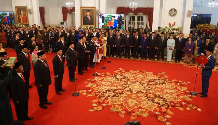 Pak Jokowi, Buruan Pecat Menteri-Menteri Ini, Kinerjanya Aja Memble...