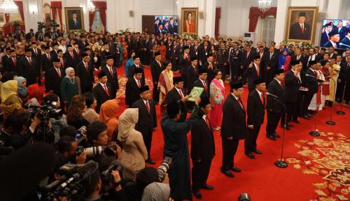 Gosip Ada Menteri Pengkhianat di Kabinet Jokowi, Rico Ingatkan SBY di Era Mega