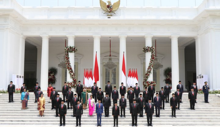 Reshuffle Berembus Makin Kencang, Jatah Kursi Menteri PDIP Makin Gemuk