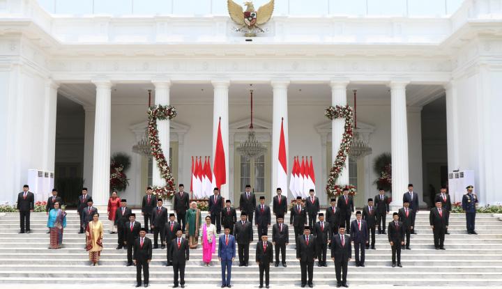 Pak Jokowi Reshuffle Lebih dari 2 Menteri, Eng-Ing-Eng... Menteri-Menteri Kabinet Ketar-Ketir