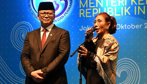 Foto Edhy Prabowo Jelek-Jelekan Kinerja Susi Saat Jadi Menteri