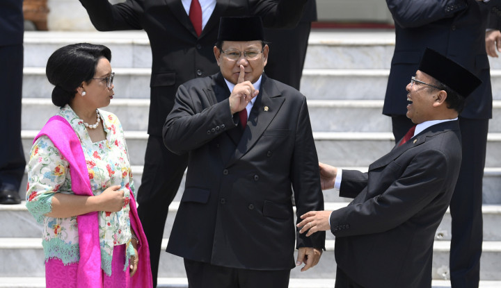 Jangan Cuma Jokowi, Coba Pak Amien Kritik Prabowo - Warta Ekonomi