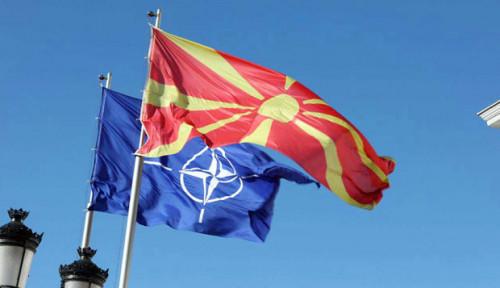 Foto Macedonia Utara Dapat Lampu Hijau dari Senat AS buat Gabung NATO