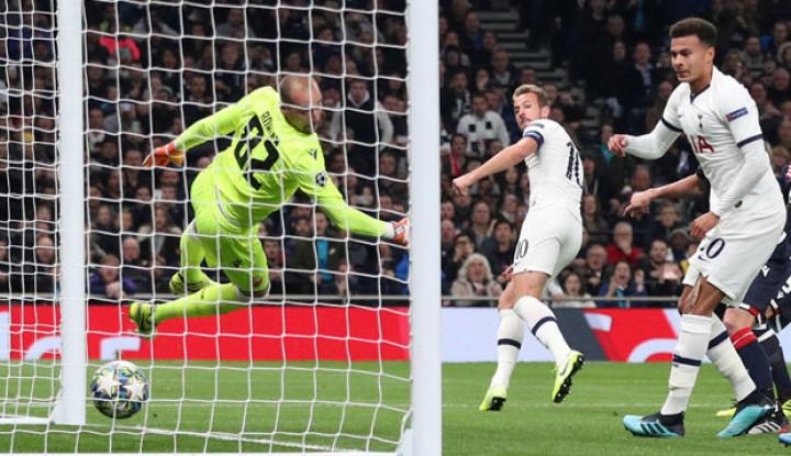 Tottenham Hotspur Cukur Habis Wakil Serbia dengan Skor 5-0 - Warta Ekonomi