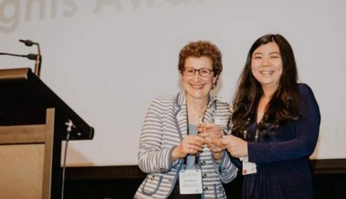 Foto Jadi Buronan di Indonesia, Veronica Koman Malah Diberi Penghargaan di Australia
