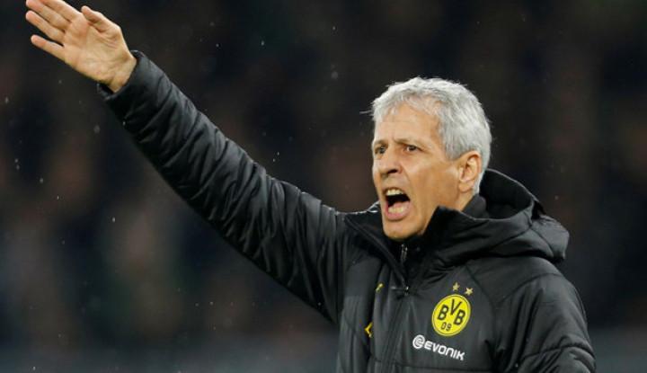 Ditumbangkan Inter, Pelatih Dortmund Masih Optimis - Warta Ekonomi