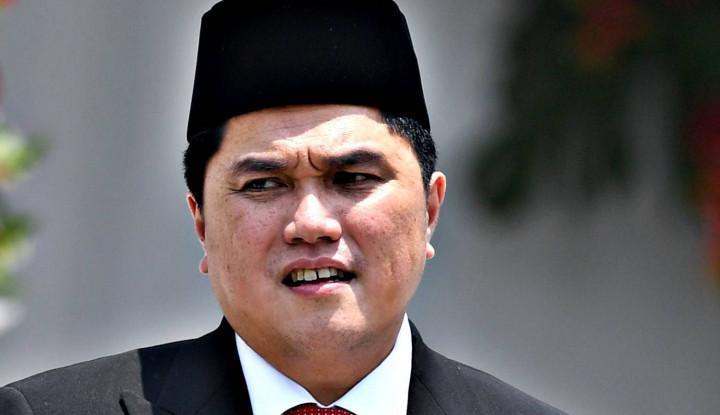 Gebrakan Erick Thohir Bersih-Bersih BUMN Jadi Sorotan, Saham ABBA Ikut Kecipratan!