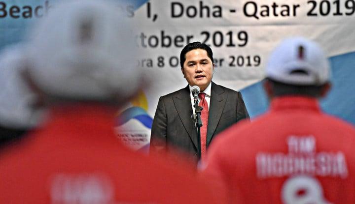Dalam 100 Hari Erick Thohir Jabat Menteri BUMN, Krakatau Steel Bisa Sehat! - Warta Ekonomi