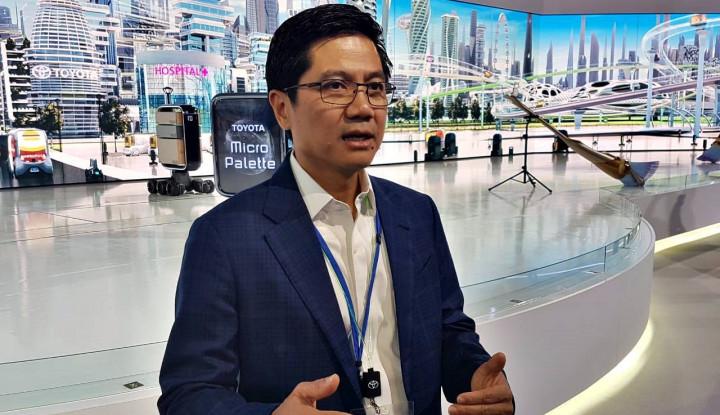 Toyota Kembangkan Mobil Masa Depan Unik dan Personal - Warta Ekonomi