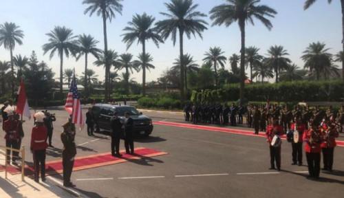 Foto Irak Tak Izinkan Kedatangan Pasukan AS dari Suriah