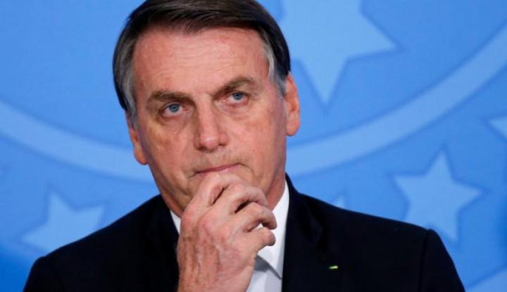 Presiden Brazil Kukuh Pendirian Kalau Corona Sengaja Dibikin China, 'PDB Mana yang Paling Tinggi?'