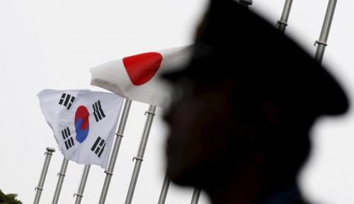 Foto Jepang-Korea Selatan Sepakat Lakukan Perbaikan. . .